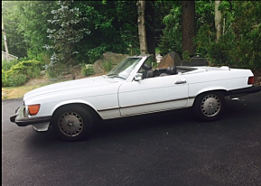 1988 Mercedes-Benz 560SL for sale 100777652