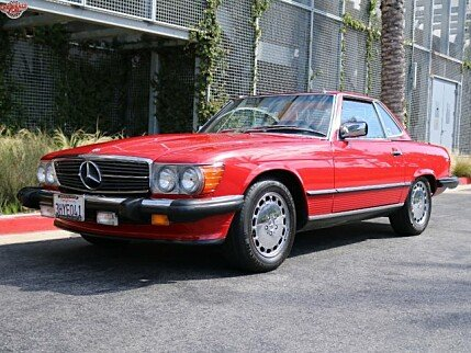 1988 Mercedes-Benz 560SL for sale 100874080