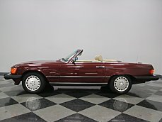 1988 Mercedes-Benz 560SL for sale 100875312