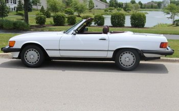 1988 Mercedes-Benz 560SL for sale 100887056