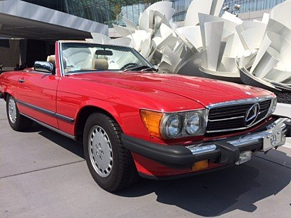 1988 Mercedes-Benz 560SL for sale 100907531
