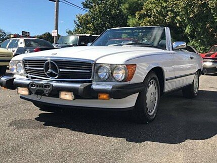 1988 Mercedes-Benz 560SL for sale 100912498