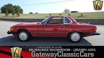 1988 Mercedes-Benz 560SL for sale 100949111