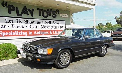 1988 Mercedes-Benz 560SL for sale 100958943