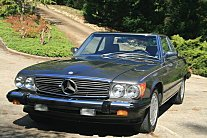 1988 Mercedes-Benz 560SL for sale 100962537