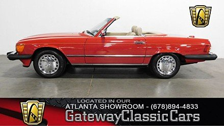 1988 Mercedes-Benz 560SL for sale 100964808