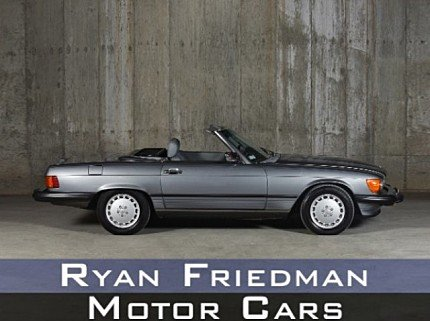 1988 Mercedes-Benz 560SL for sale 100981936