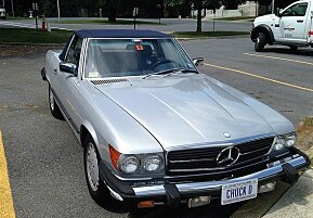 1988 Mercedes-Benz 560SL for sale 100984167
