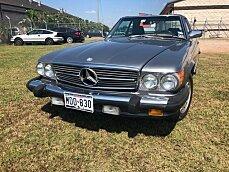 1988 Mercedes-Benz 560SL for sale 100989356
