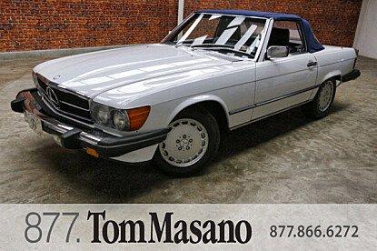 1988 Mercedes-Benz 560SL for sale 100990637