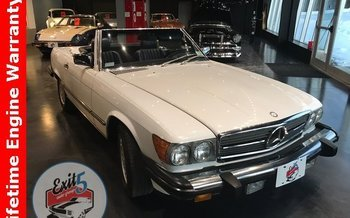 1988 Mercedes-Benz 560SL for sale 100994112