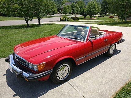 1988 Mercedes-Benz 560SL for sale 100996015