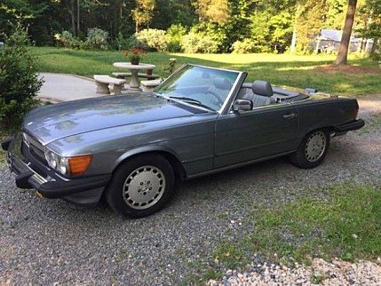 1988 Mercedes-Benz 560SL for sale 101006685