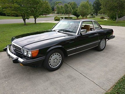 1988 Mercedes-Benz 560SL for sale 101007588