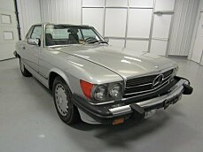 1988 Mercedes-Benz 560SL for sale 101013109