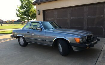 1988 Mercedes-Benz 560SL for sale 101016621