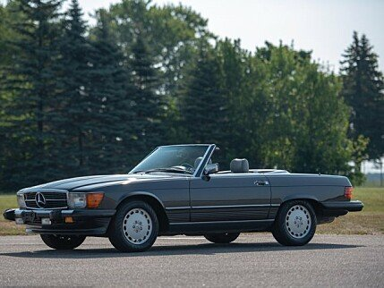 1988 Mercedes-Benz 560SL for sale 101017939