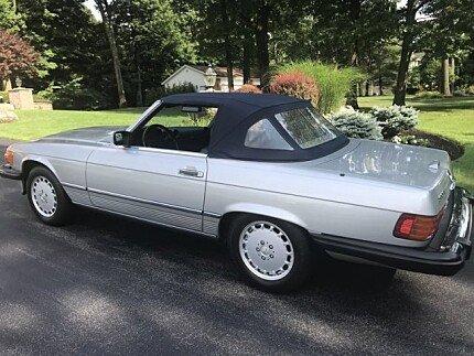 1988 Mercedes-Benz 560SL for sale 101021274