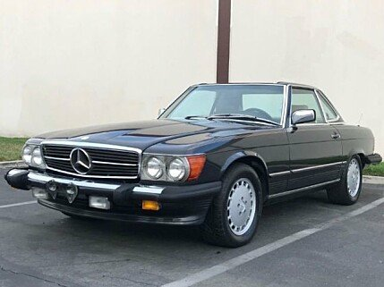 1988 Mercedes-Benz 560SL for sale 101021437