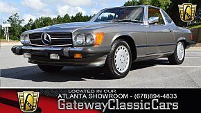 1988 Mercedes-Benz 560SL for sale 101027213