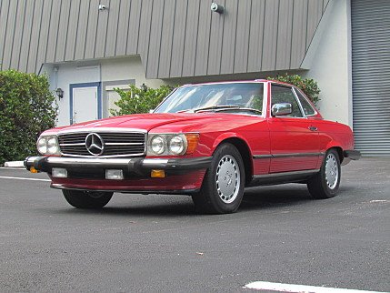 1988 Mercedes-Benz 560SL for sale 101027971