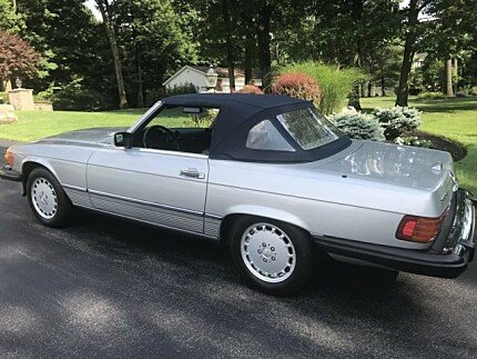 1988 Mercedes-Benz 560SL for sale 101042345