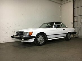 1988 Mercedes-Benz 560SL for sale 101056821