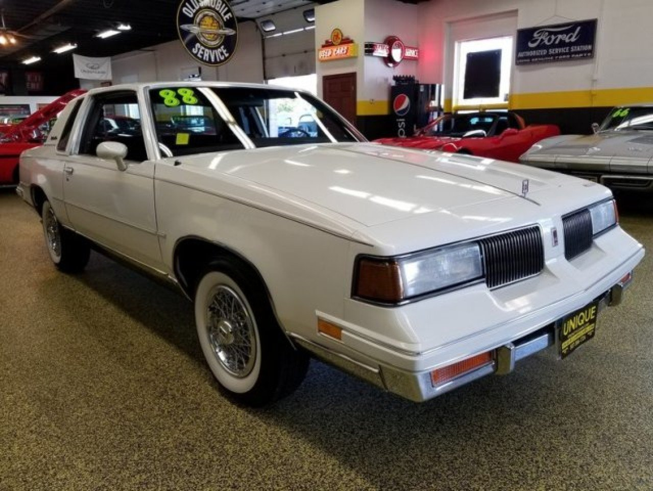 1988 Oldsmobile Cutlass Supreme Classic Coupe for sale ...