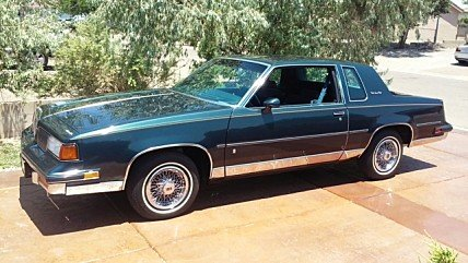 1988 Oldsmobile Cutlass Supreme Classic Brougham Coupe for sale 100886157