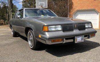 1988 Oldsmobile Cutlass Supreme Classics For Sale