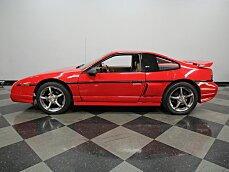 1988 Pontiac Fiero GT for sale 100726885