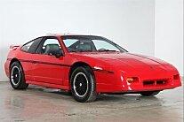 1988 Pontiac Fiero GT for sale 100777310