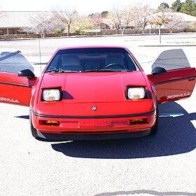 1988 Pontiac Fiero Sport for sale 100817108