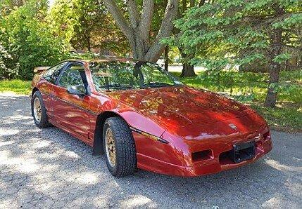 1988 Pontiac Fiero for sale 100791698