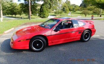 1988 Pontiac Fiero GT for sale 100813302