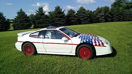 1988 Pontiac Fiero GT for sale 100913299