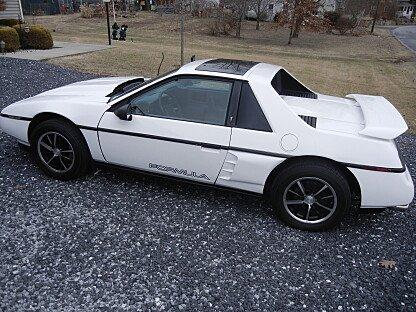 1988 Pontiac Fiero for sale 100960991