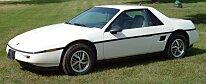 1988 Pontiac Fiero for sale 101024949