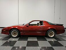 1988 Pontiac Firebird Trans Am Coupe for sale 100760490