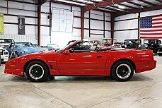 1988 Pontiac Firebird Trans Am Coupe for sale 100878272