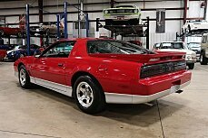 1988 Pontiac Firebird Trans Am Coupe for sale 100996864