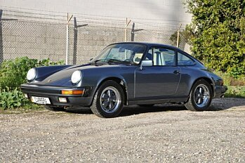 1988 Porsche 911 Carrera Coupe for sale 100849187