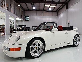 1988 Porsche 911 Carrera Cabriolet for sale 100884704