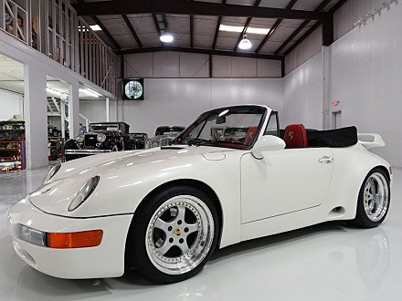 1988 Porsche 911 Carrera Cabriolet for sale 100884704