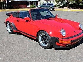 1988 Porsche 911 Turbo Cabriolet for sale 100978931