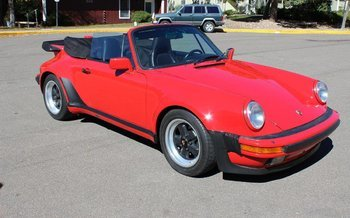 1988 Porsche 911 Turbo Cabriolet for sale 100978931