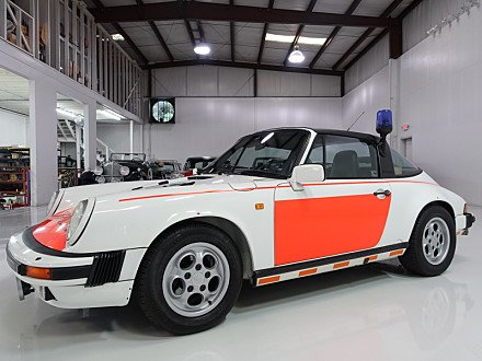 1988 Porsche 911 Targa for sale 100910731