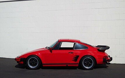 1988 Porsche 911 Turbo Coupe for sale 100912595