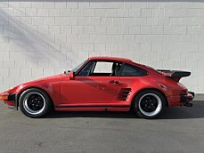 1988 Porsche 911 Turbo Coupe for sale 100912595