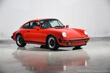 1988 Porsche 911 Carrera Coupe for sale 100954710